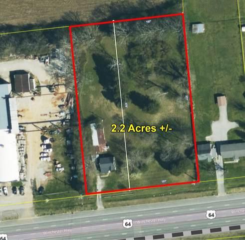 1410 Winchester Hwy, Fayetteville, TN 37334 (MLS #RTC2281966) :: John Jones Real Estate LLC