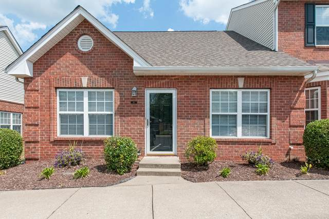 1101 Downs Blvd #86, Franklin, TN 37064 (MLS #RTC2282174) :: Morrell Property Collective | Compass RE