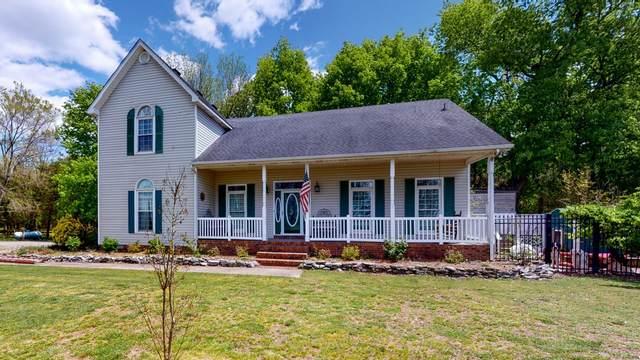 411 Squire Hall Rd, Bell Buckle, TN 37020 (MLS #RTC2282487) :: Team George Weeks Real Estate