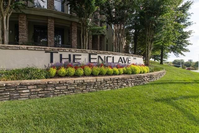 2600 Hillsboro Pike #206, Nashville, TN 37212 (MLS #RTC2282505) :: RE/MAX Fine Homes