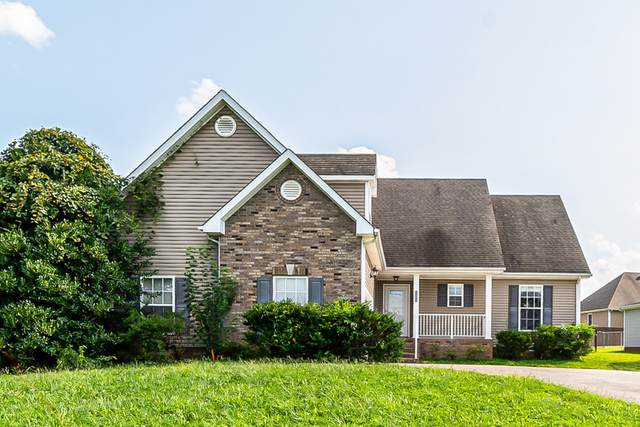1114 Abner Dr, Clarksville, TN 37043 (MLS #RTC2282741) :: The Home Network by Ashley Griffith
