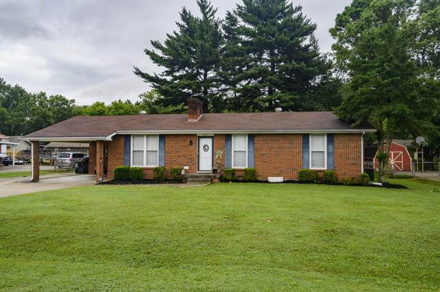 515 E Gresham Dr, Smyrna, TN 37167 (MLS #RTC2282923) :: Your Perfect Property Team powered by Clarksville.com Realty