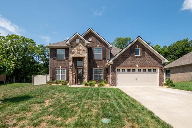 1413 Burrows Ave, Murfreesboro, TN 37129 (MLS #RTC2282969) :: RE/MAX Homes and Estates, Lipman Group
