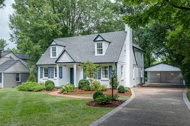 1710 Temple Ave, Nashville, TN 37215 (MLS #RTC2282974) :: Nelle Anderson & Associates