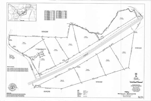 0 Hwy 149, Palmyra, TN 37142 (MLS #RTC2283049) :: DeSelms Real Estate