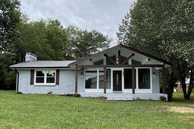 1600 Yager Rd, Mc Minnville, TN 37110 (MLS #RTC2283172) :: John Jones Real Estate LLC