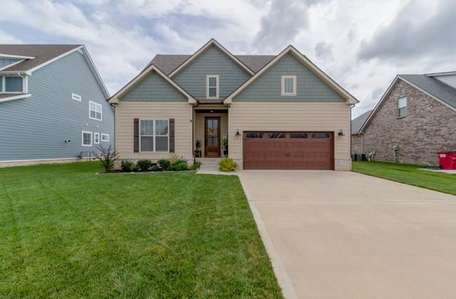 1421 Hereford Blvd, Clarksville, TN 37043 (MLS #RTC2283191) :: Candice M. Van Bibber | RE/MAX Fine Homes