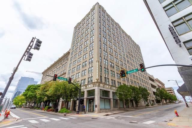 700 Church St #903, Nashville, TN 37203 (MLS #RTC2283496) :: Cory Real Estate Services