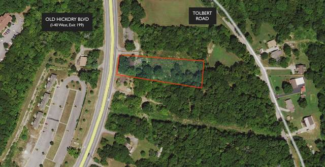568 Old Hickory Blvd, Nashville, TN 37209 (MLS #RTC2283526) :: Village Real Estate