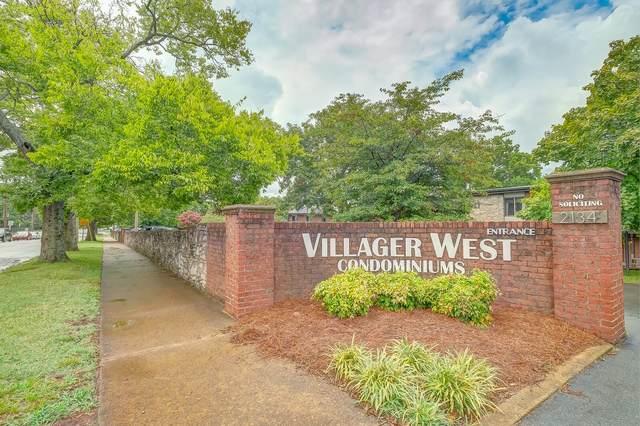 2134 Fairfax Ave B13, Nashville, TN 37212 (MLS #RTC2283555) :: Armstrong Real Estate
