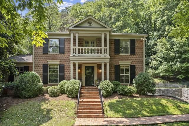 6125 Chickering Ct, Nashville, TN 37215 (MLS #RTC2283988) :: Kimberly Harris Homes