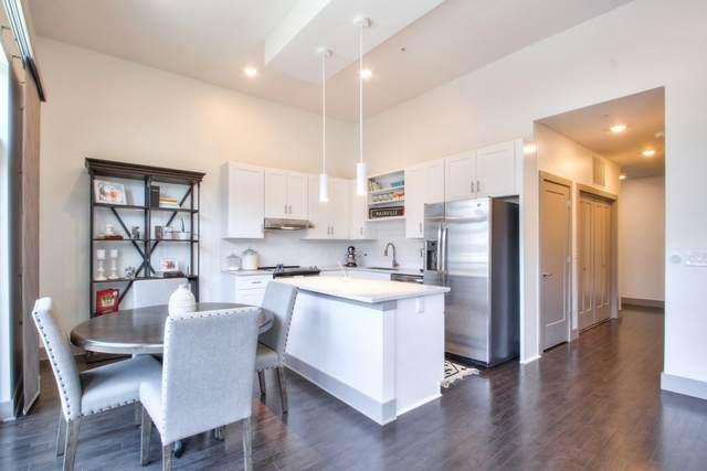 2407 8th Ave S #214, Nashville, TN 37204 (MLS #RTC2284010) :: RE/MAX Fine Homes
