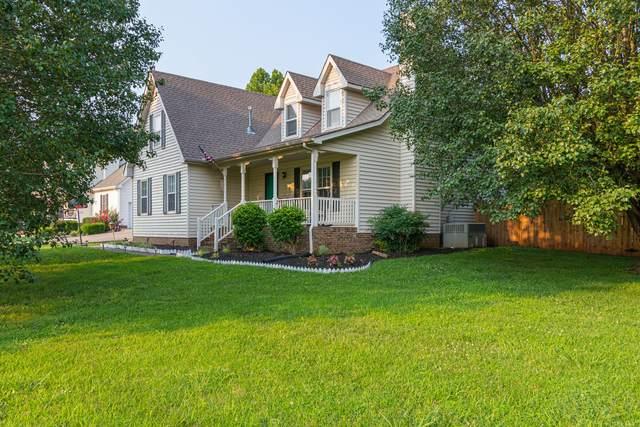 2306 N Bellah Ct, Murfreesboro, TN 37127 (MLS #RTC2284182) :: John Jones Real Estate LLC
