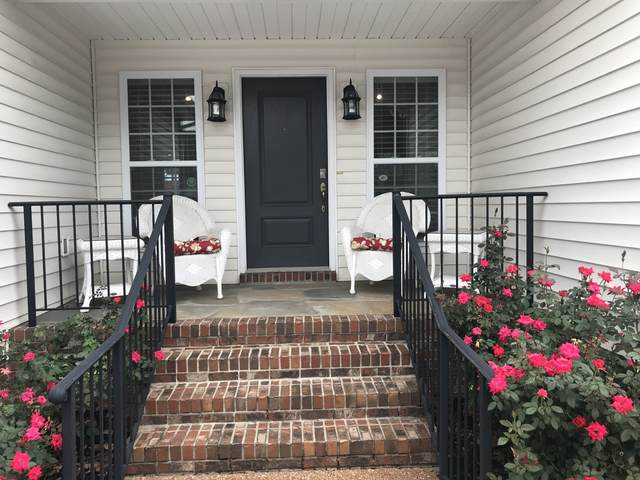 420 E College St, Pulaski, TN 38478 (MLS #RTC2284327) :: The Home Network by Ashley Griffith