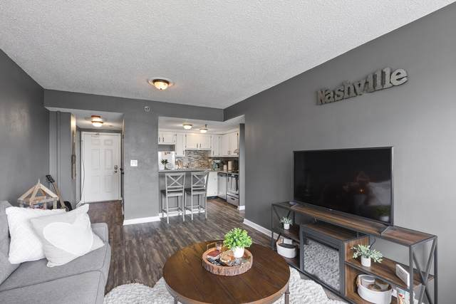 510 Gay St #901, Nashville, TN 37219 (MLS #RTC2284404) :: RE/MAX Homes and Estates, Lipman Group