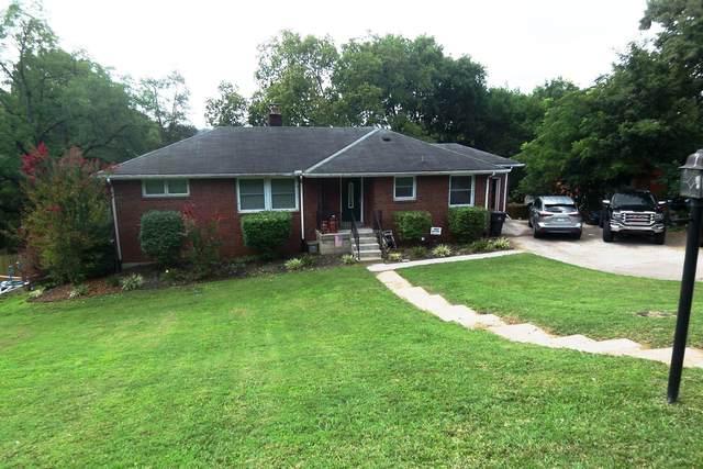 2009 June Dr, Nashville, TN 37214 (MLS #RTC2284467) :: DeSelms Real Estate