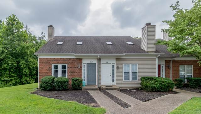 110 Carriage Pl, Clarksville, TN 37042 (MLS #RTC2284482) :: Cory Real Estate Services