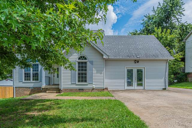 2147 Whitfield Rd, Clarksville, TN 37040 (MLS #RTC2284584) :: The Milam Group at Fridrich & Clark Realty