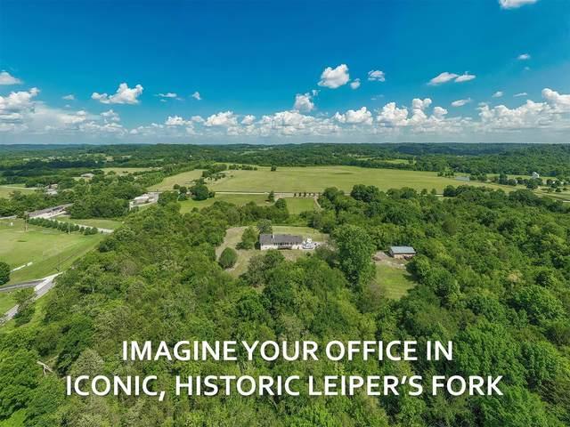 5307 Leipers Creek Rd, Franklin, TN 37064 (MLS #RTC2284833) :: Village Real Estate