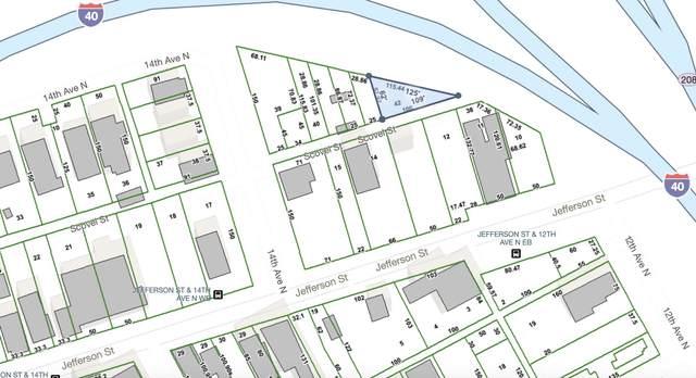 1205 Scovel St, Nashville, TN 37219 (MLS #RTC2284912) :: The Godfrey Group, LLC