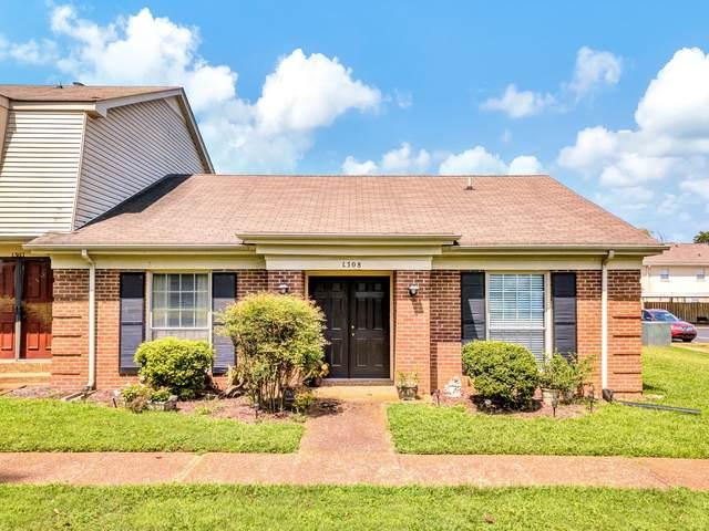 8300 Sawyer Brown Rd L308, Nashville, TN 37221 (MLS #RTC2285053) :: RE/MAX Homes and Estates, Lipman Group
