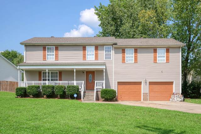 1947 Whirlaway Cir, Clarksville, TN 37042 (MLS #RTC2285150) :: John Jones Real Estate LLC