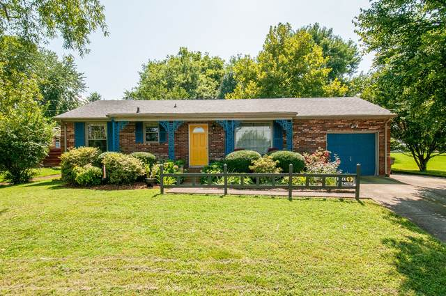 850 Rose Park Dr, Nashville, TN 37206 (MLS #RTC2285296) :: Oak Street Group