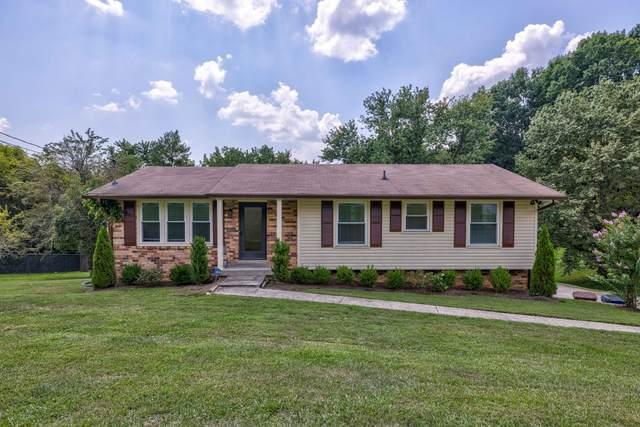 115 Connor Dr, Goodlettsville, TN 37072 (MLS #RTC2285313) :: Nashville Home Guru