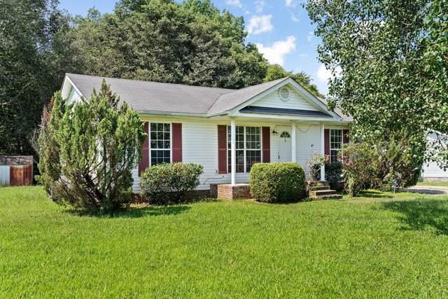 1098 Merritt Lewis Ln, Clarksville, TN 37042 (MLS #RTC2285330) :: Cory Real Estate Services