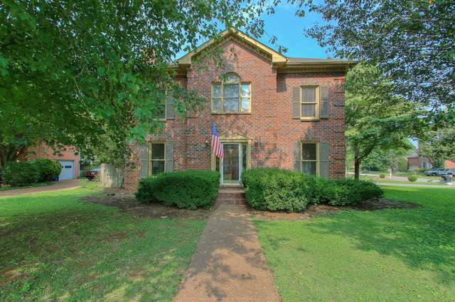 509 Justin Dr, Franklin, TN 37064 (MLS #RTC2285414) :: John Jones Real Estate LLC