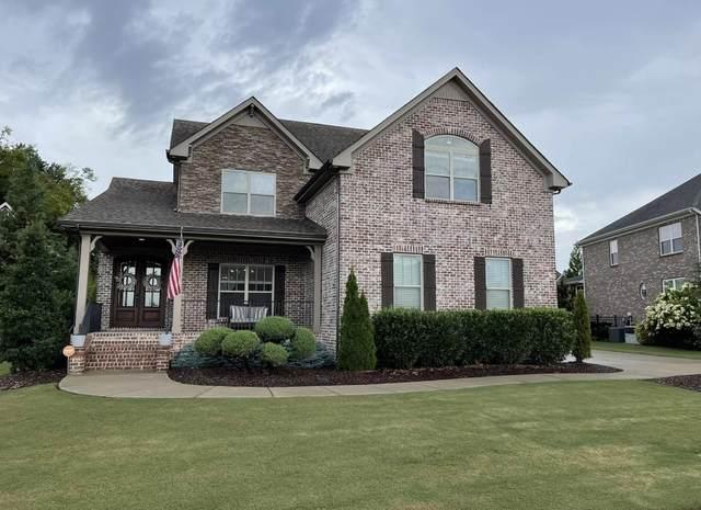 4307 Pretoria Run, Murfreesboro, TN 37128 (MLS #RTC2285556) :: Re/Max Fine Homes