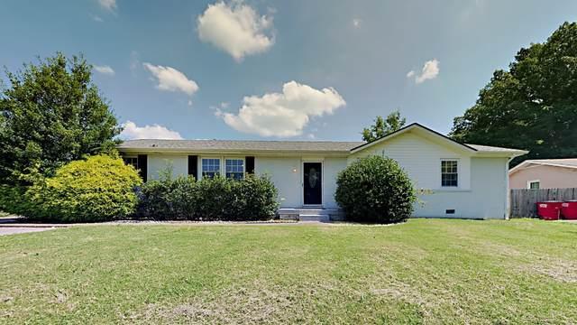 2706 W Copeland Ct, Clarksville, TN 37042 (MLS #RTC2285578) :: Re/Max Fine Homes