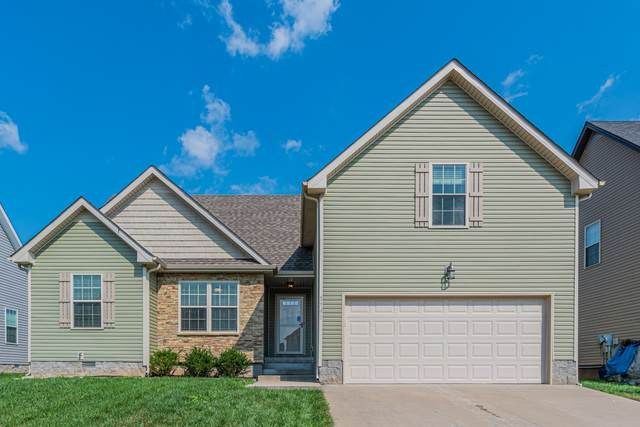 3741 Tradewinds Ter, Clarksville, TN 37040 (MLS #RTC2285621) :: RE/MAX Homes and Estates, Lipman Group
