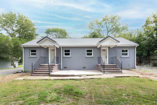 307 Locust St A-B, Clarksville, TN 37042 (MLS #RTC2285731) :: RE/MAX Homes and Estates, Lipman Group