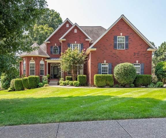 1413 Savannah Park Dr, Spring Hill, TN 37174 (MLS #RTC2285799) :: Randi Wilson with Clarksville.com Realty