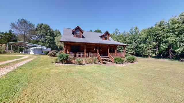 2160 Perkins Rd, Puryear, TN 38251 (MLS #RTC2285842) :: Village Real Estate