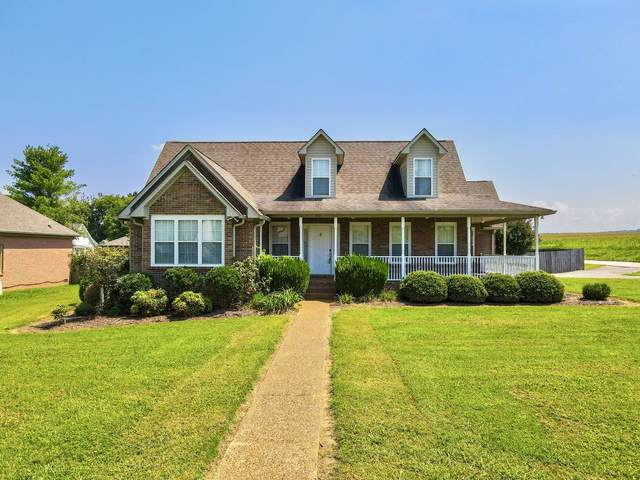 307 Springdale Dr, Columbia, TN 38401 (MLS #RTC2285858) :: Ashley Claire Real Estate - Benchmark Realty