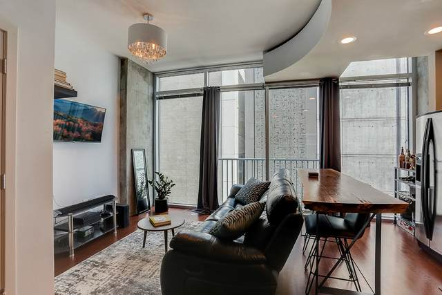 301 Demonbreun St #609, Nashville, TN 37201 (MLS #RTC2285945) :: Cory Real Estate Services