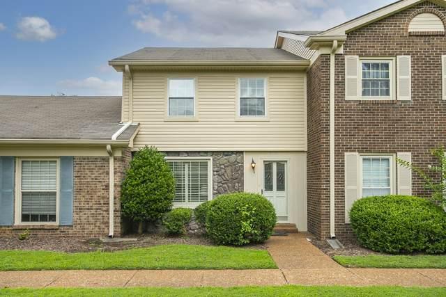 8300 Sawyer Brown Rd B302, Nashville, TN 37221 (MLS #RTC2286161) :: RE/MAX Homes and Estates, Lipman Group