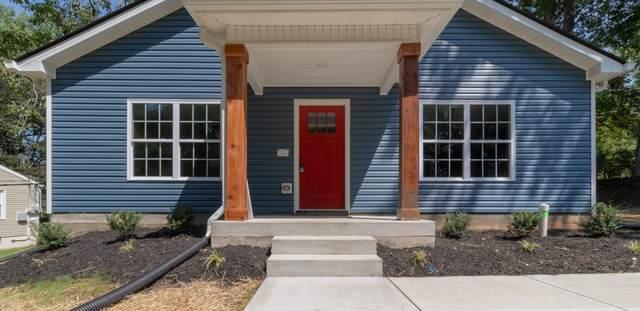711 Ridgecrest Dr, Clarksville, TN 37040 (MLS #RTC2286181) :: Cory Real Estate Services