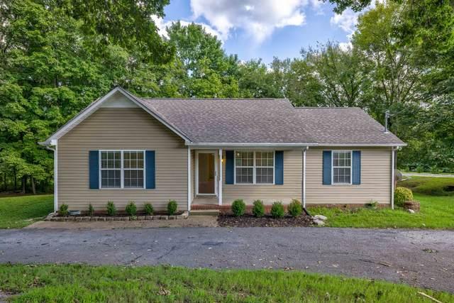 2316 Pumpkin Creek Ln, Spring Hill, TN 37174 (MLS #RTC2286307) :: John Jones Real Estate LLC
