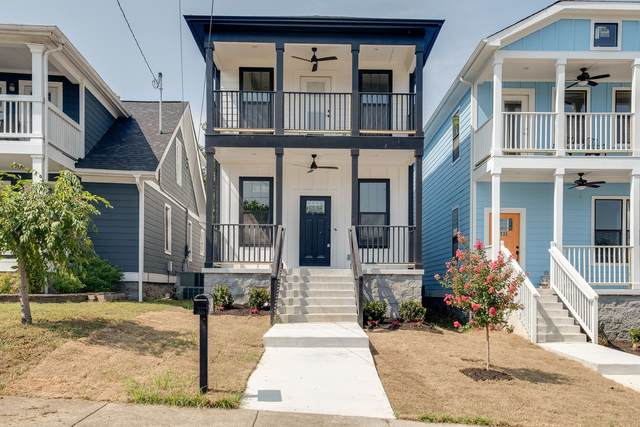 933 Warren St, Nashville, TN 37208 (MLS #RTC2286377) :: Morrell Property Collective | Compass RE