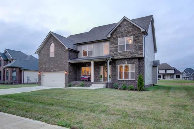 148 Griffey Estates 148, Clarksville, TN 37042 (MLS #RTC2286407) :: The Milam Group at Fridrich & Clark Realty
