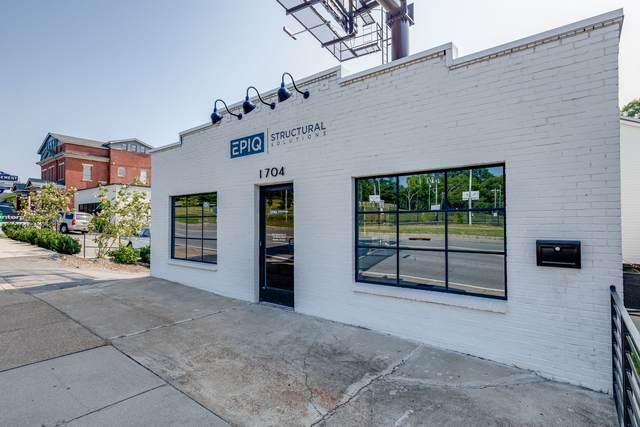 1704 8th Ave S, Nashville, TN 37203 (MLS #RTC2286429) :: Village Real Estate