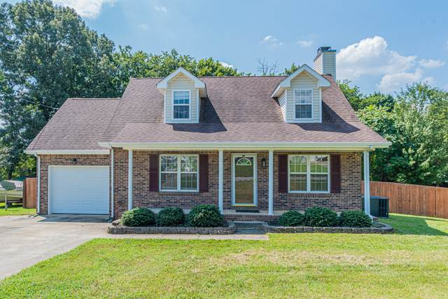 2629 Marymont Dr, Clarksville, TN 37042 (MLS #RTC2286614) :: The Home Network by Ashley Griffith