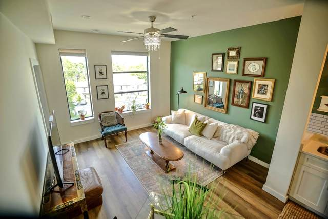 1900 12th Ave S #415, Nashville, TN 37203 (MLS #RTC2286697) :: Cory Real Estate Services