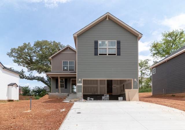 1075 Spicer Drive, Clarksville, TN 37042 (MLS #RTC2286887) :: FYKES Realty Group