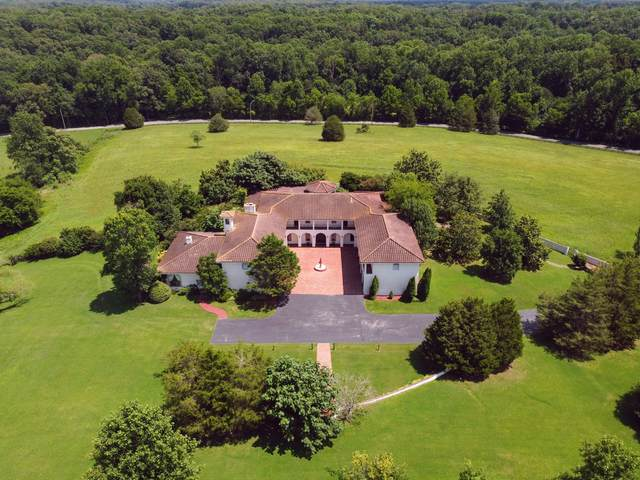 2335 Ovoca Road- App 10Ac, Tullahoma, TN 37388 (MLS #RTC2286905) :: Ashley Claire Real Estate - Benchmark Realty