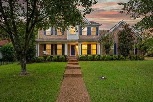 1736 Liberty Pike, Franklin, TN 37067 (MLS #RTC2286935) :: Morrell Property Collective | Compass RE