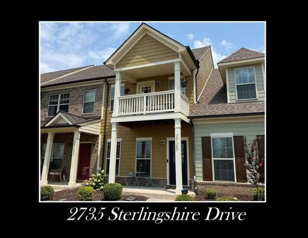 2735 Sterlingshire Dr, Murfreesboro, TN 37128 (MLS #RTC2286949) :: John Jones Real Estate LLC